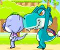 Jogar Beb� Dinossauro a Correr