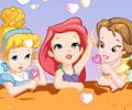 Jogar Cora��es de Princesa