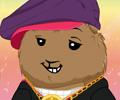 Jogar Hamster Dress Up