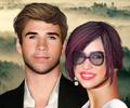 Jogar Vestir a Miley Cyrus e o Liam Hemsworth