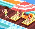 Jogar Tessa's Summer Holiday Home