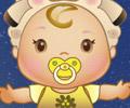 Jogar Vestir o Bebé do Zodíaco