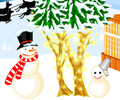 Jogar Decoração de Natal no Inverno