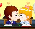 Jogar Library Kiss