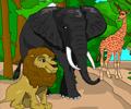 Jogar Animal Park Coloring