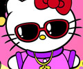 Jogar Hello Kitty Dress Up