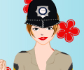 Jogar Cop Girl Dress-Up