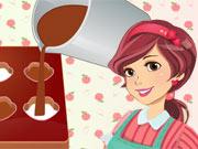 Jogar Preparar e Decorar Chocolates