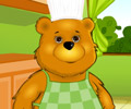 Jogar Bear Dress Up