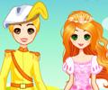 Jogar Fairytale Prince and Princess Dress Up