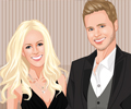 Jogar Heidi Montag & Spencer Pratt Dress Up Game
