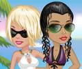 Jogar Vestir as Belezas da Praia