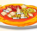 Jogar Frango com Esparguete