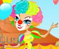 Jogar Vestir a Palha�o do Circo