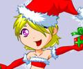 Jogar Vestir a Boneca de Natal