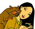 Jogar Pocahontas Colorir