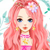 Jogar Pink Princess Dress Up