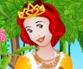 Jogar Vestir a Princesa Branca de Neve