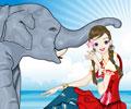 Jogar A Rapariga e o Elefante