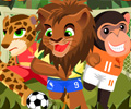 Jogar World Cup Animal Football 2010