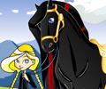 Jogar Vestir a Menina e o Seu Cavalo
